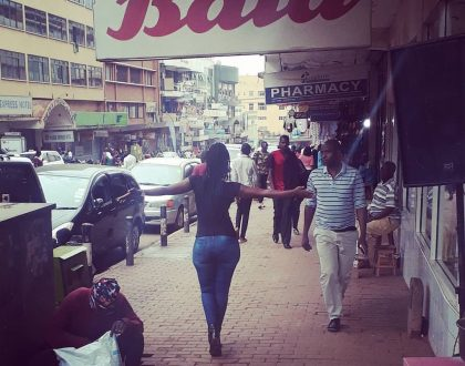 Capital FM's Lucky Mbabazi Is Rocking it as Bata Official Ambassador