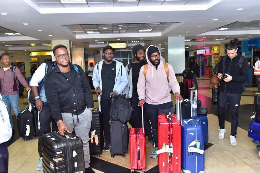 Tarrus Riley Lands in Uganda For Swangz Allstar Concert