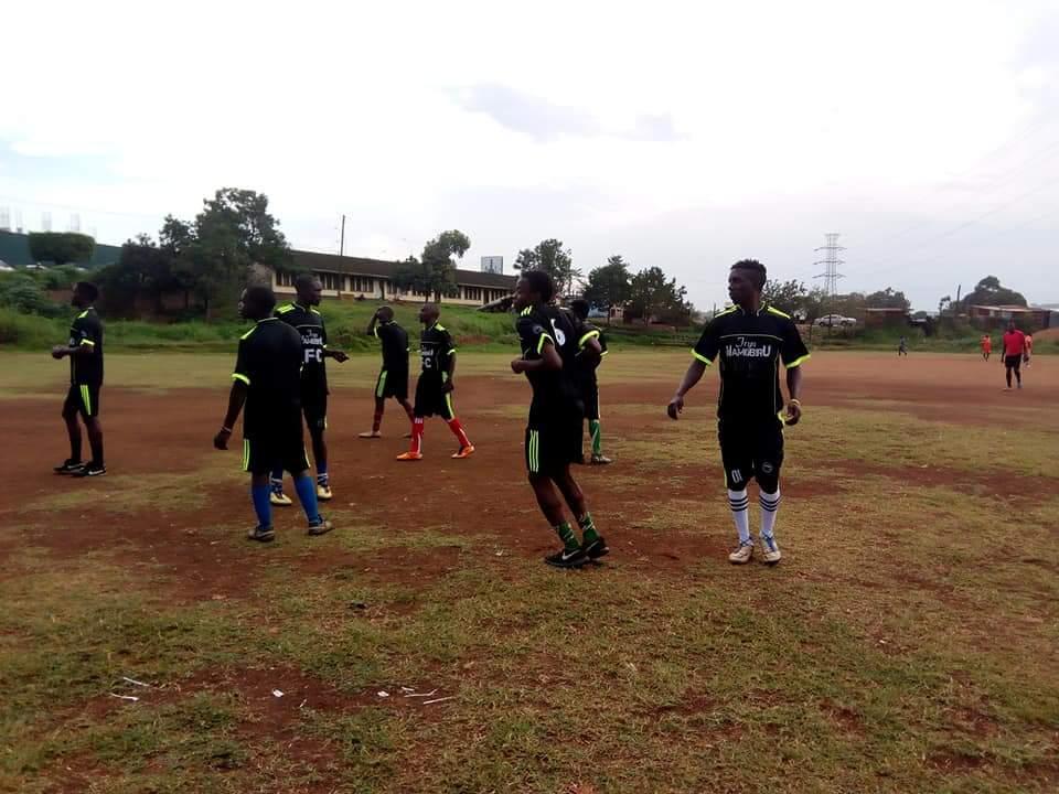 Iryn Namubiru FC Wins First Match