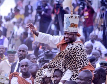 Kabaka Marks 25 Years of Enthronement (Jubireewo)