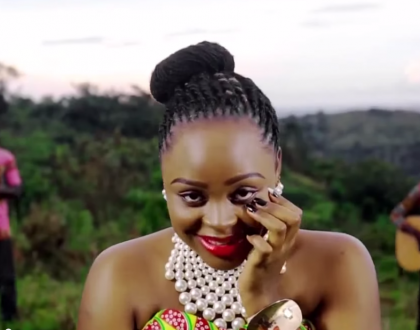 Rema Namakula Claps Back at Internet Trolls Condemning her For Not Posting About Bobi Wine