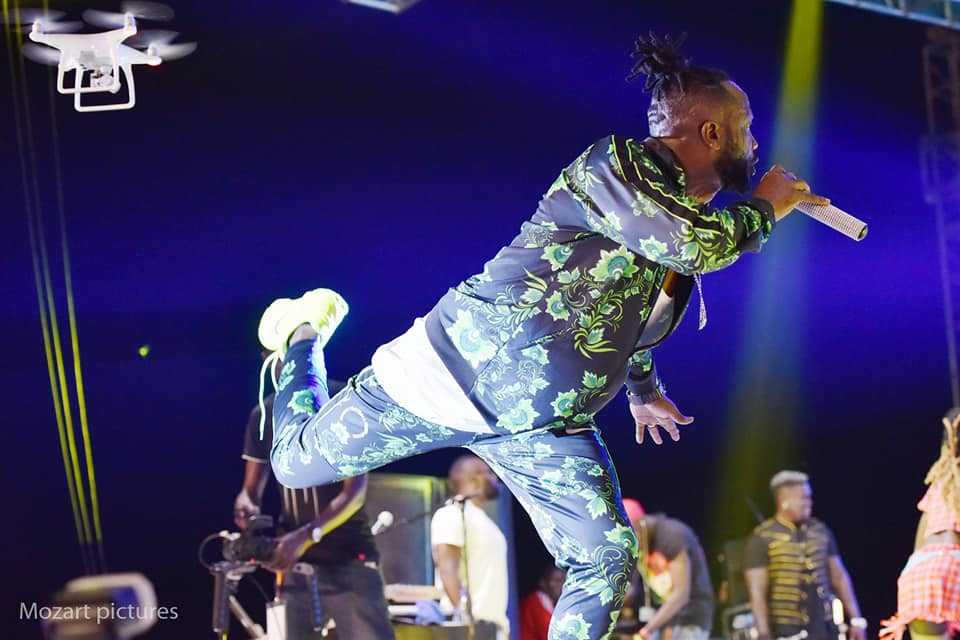 """I will not be making any public performances until further notice,""says Bebe Cool"