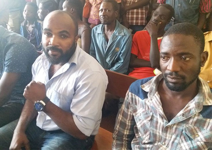 Eddy Mutwe, Bobi Wine's Body Guard Charged with Treason
