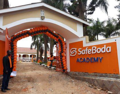 Safe Boda Opens Training Academy in kyebando