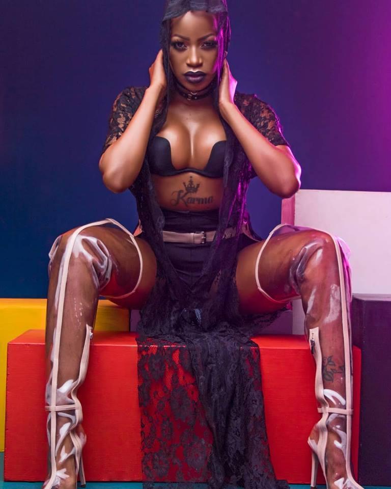 Sheebah releases video for Wankona