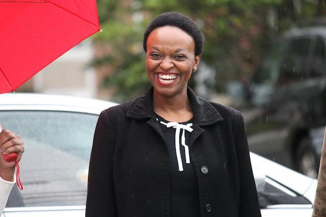 Ugandan becomes the first black woman voted as Mayor in the USA