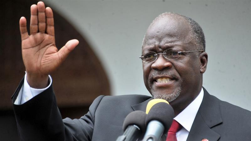 Tanzanian President Magufuli plans to abolish Birth Control Methods