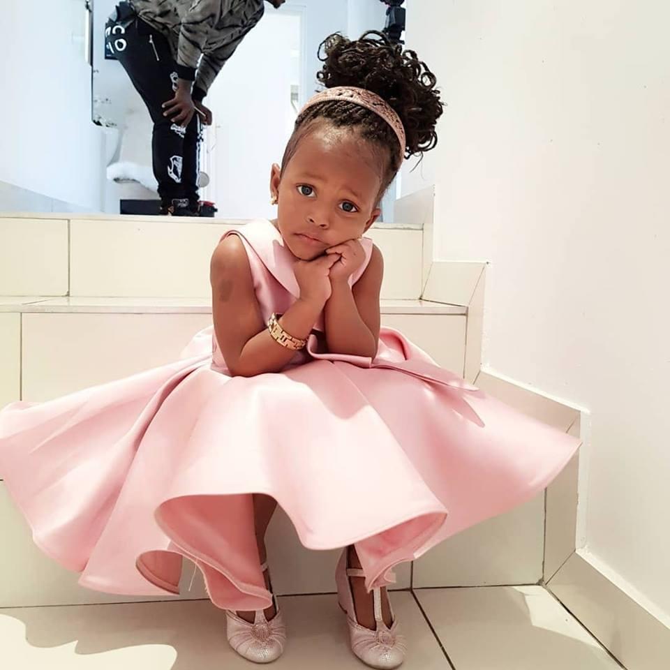 Photos: Zari Hassan's Daughter Latifah Dangote All Grown UP