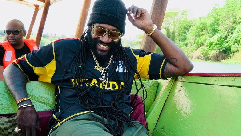 "Tarrus Riley Releases ""Uganda"". Watch Video Here!"