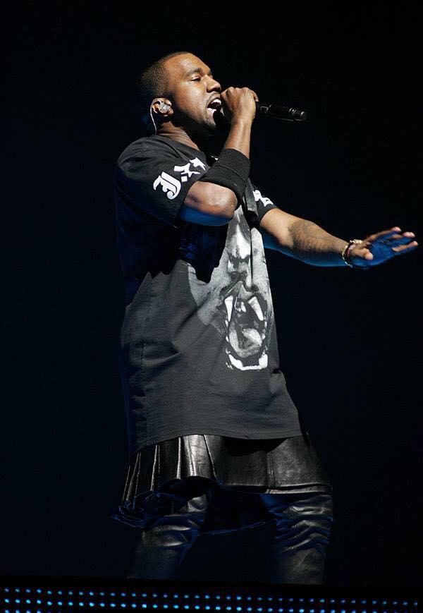 Kanye West Pledges to help uplift Ugandan Musicians