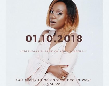 Judithiana is Coming Back to our Screens