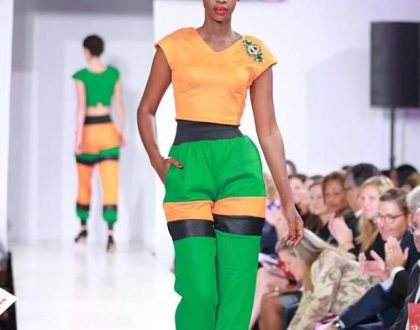 Judith Heard hits the Runway in Boston