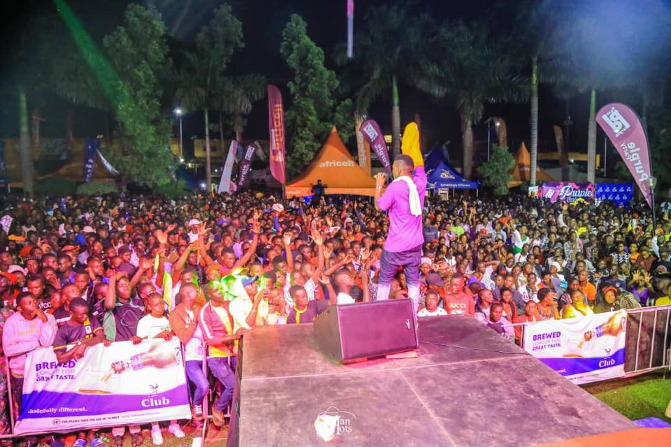 Purple Party to Hold Grand Finale at Spenah Beach