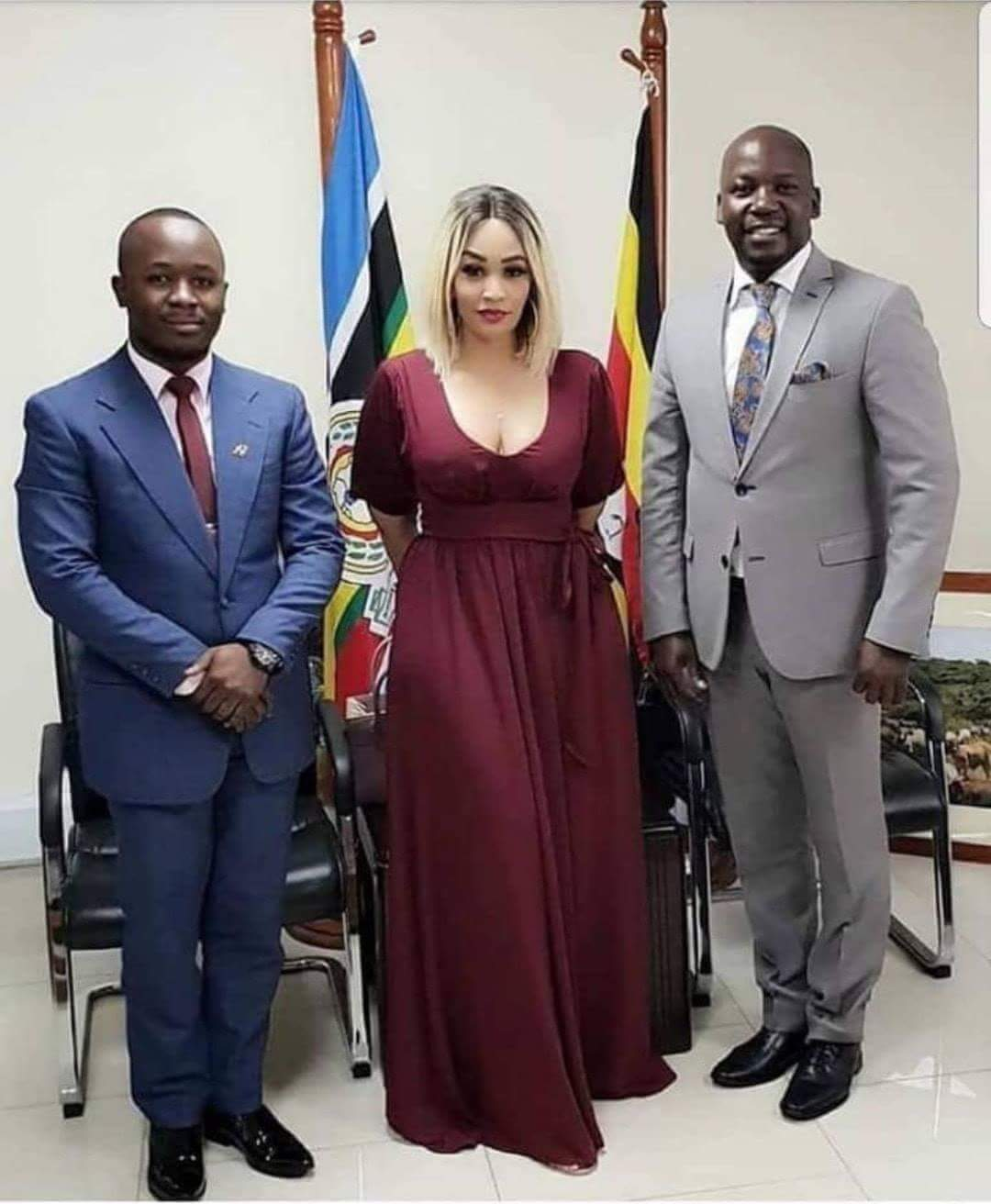 Zari Hassan, New Tourism Ambassador For Uganda