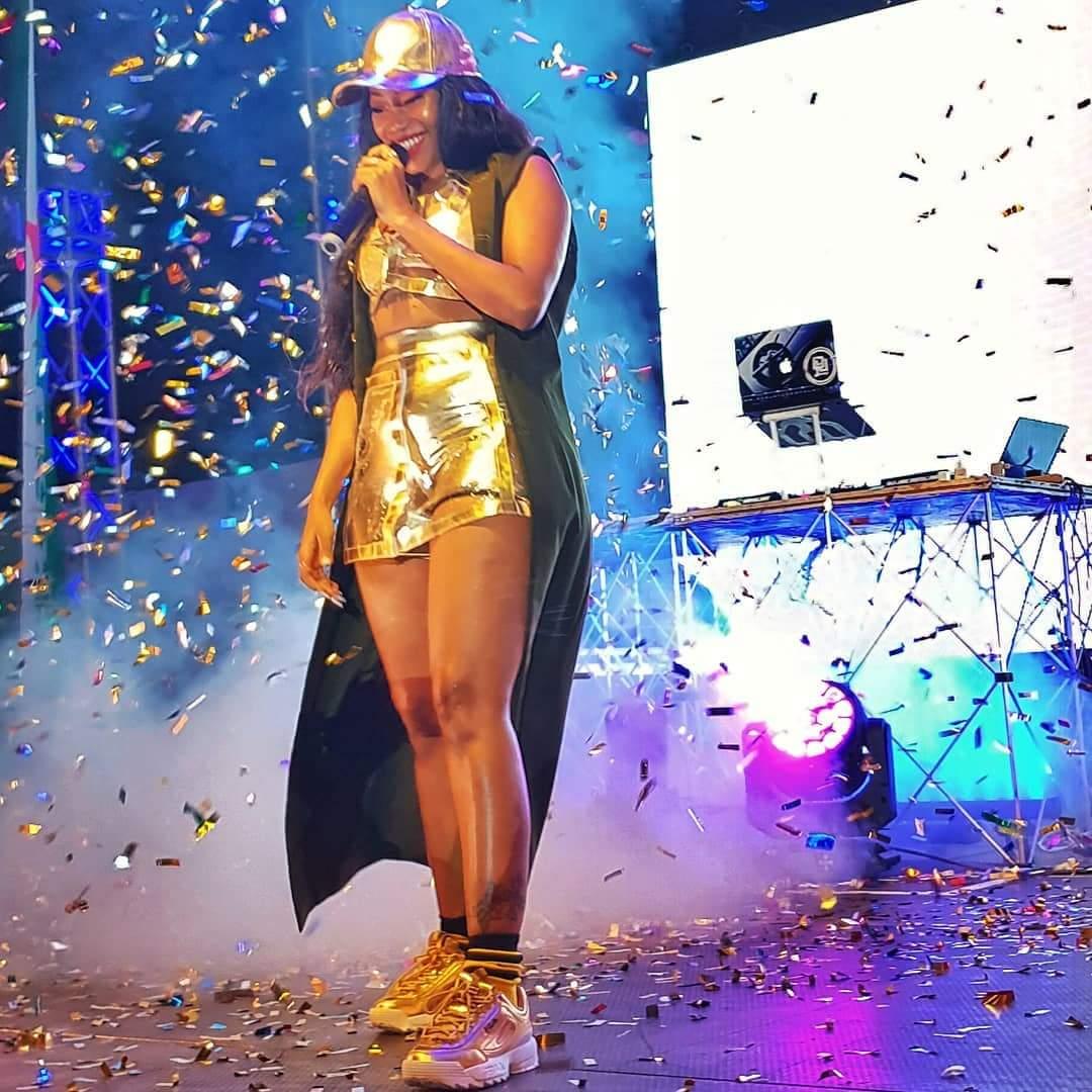 Sheebah Karungi Scoops AFRIMA Award for Best Female East African Artist