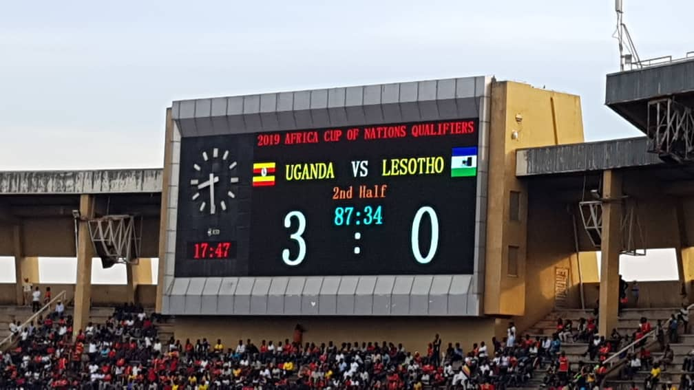 Uganda Takes Down Lesotho in AFCON Qualifier