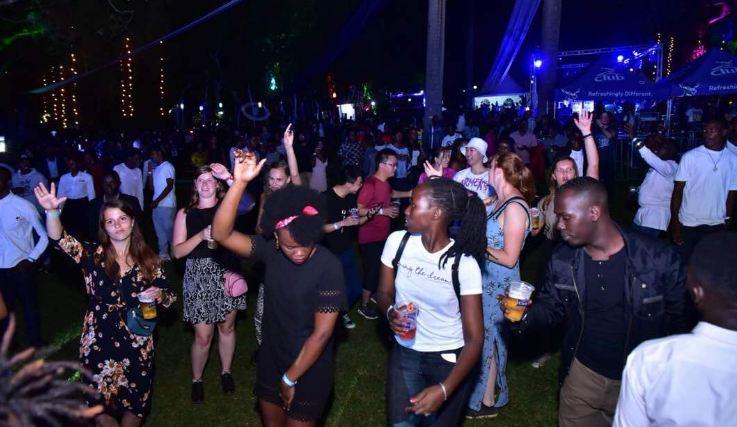 Major Lazer Rocks Crowds at Sheraton Gardens