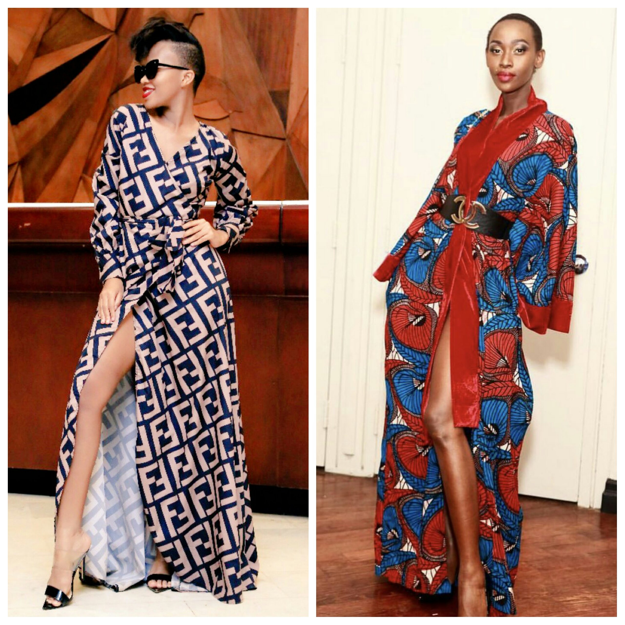 Who wore it Better? Sheila Gashumba vs Judith Heard