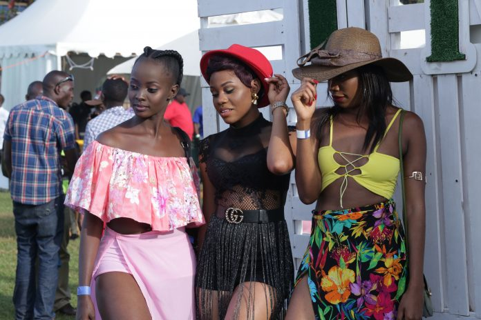 photos how it went down at blankets and wine ghafla uganda