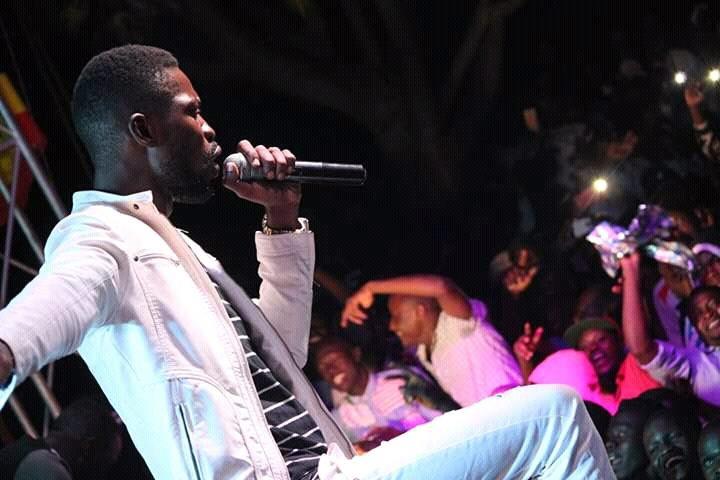 Bobi Wine Announces Concert Dates