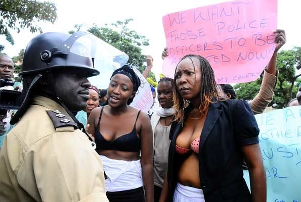 Stella Nyanzi Planning To Organize 1000 Naked Women's Protest