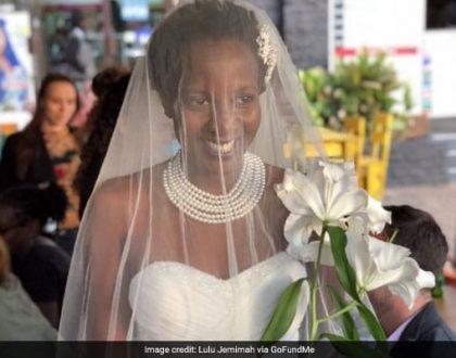 Ugandan Oxford Student, Lulu Jemimah Gets Married to Herself