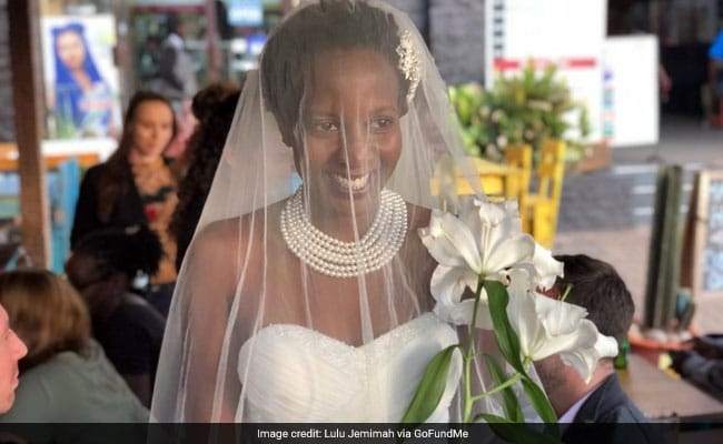 Ugandan Oxford Student, Lulu Jemimah Gets Married to Herself
