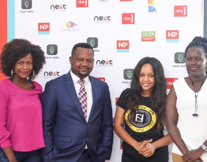 Spark TV former Live Wire Presenters Zahara Toto and Annatalia Oze Join Next Media Group