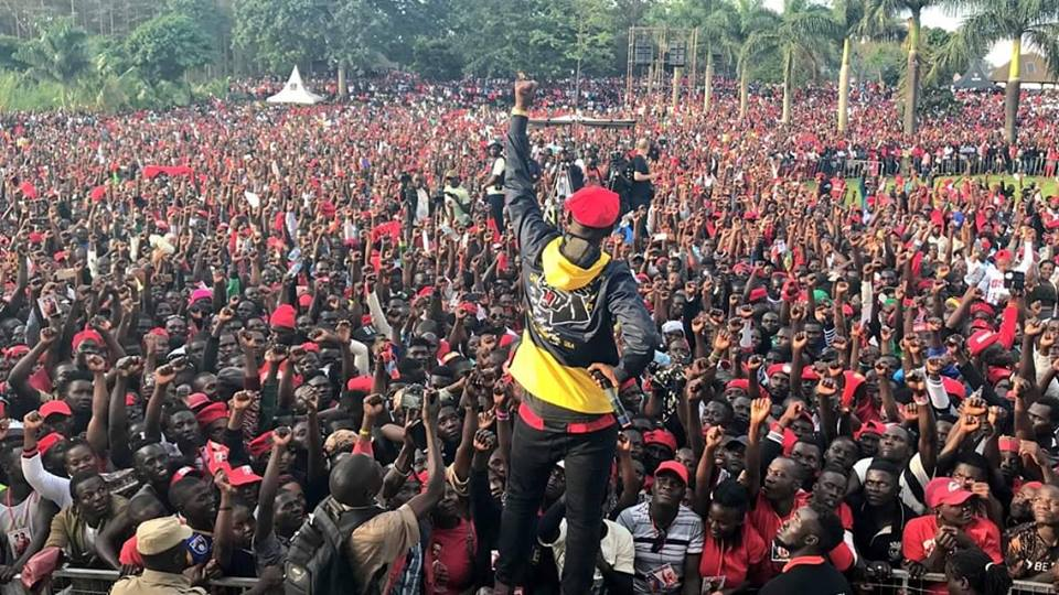 """""""Kyarenga was the Biggest Concert Since Independence"""" Eddy Kenzo Admits"""