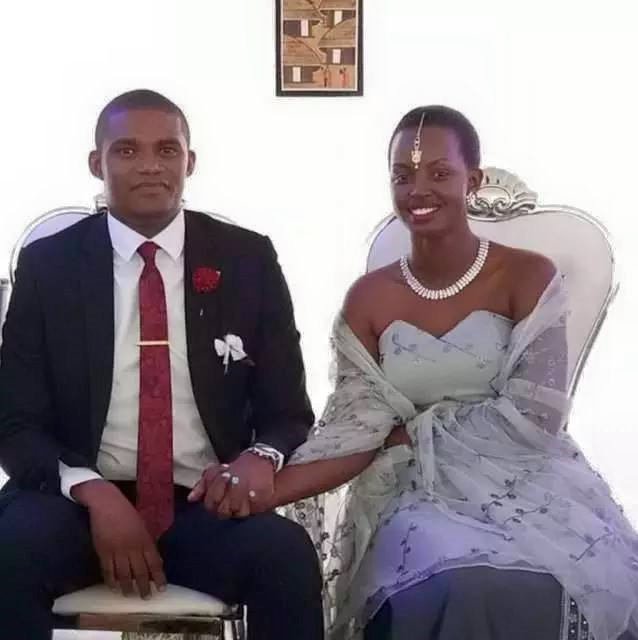 Flavia Tumusiime Introduces Hubby, Andrew Kabuura