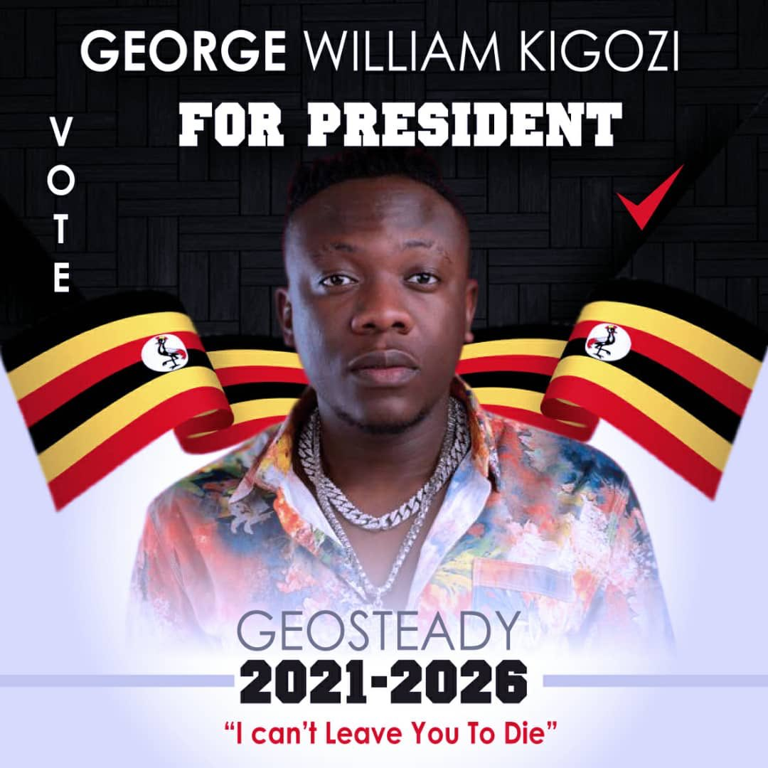 Geosteady Joins the Artists planning for Presidency in 2021