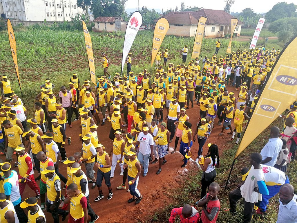 MTN Marathon Starts off with a sub-marathon in Mbale