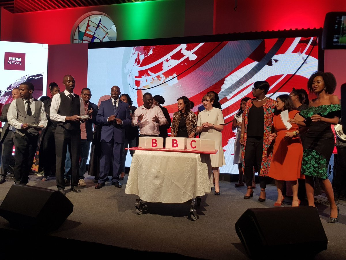 BBC World opens Largest Bureau Outside the UK, in Nairobi