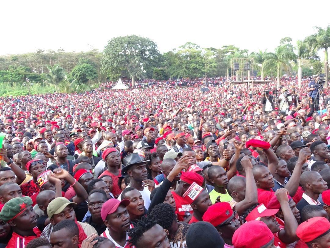 Kyarenga Concert Draws Thousands