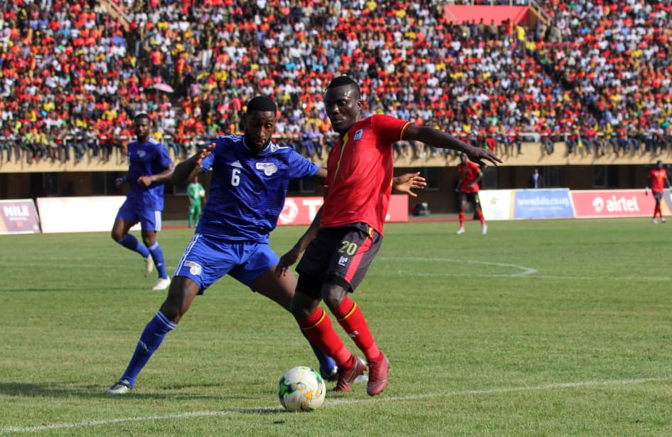 Uganda Qualifies for AFCON For the Second Time in A row