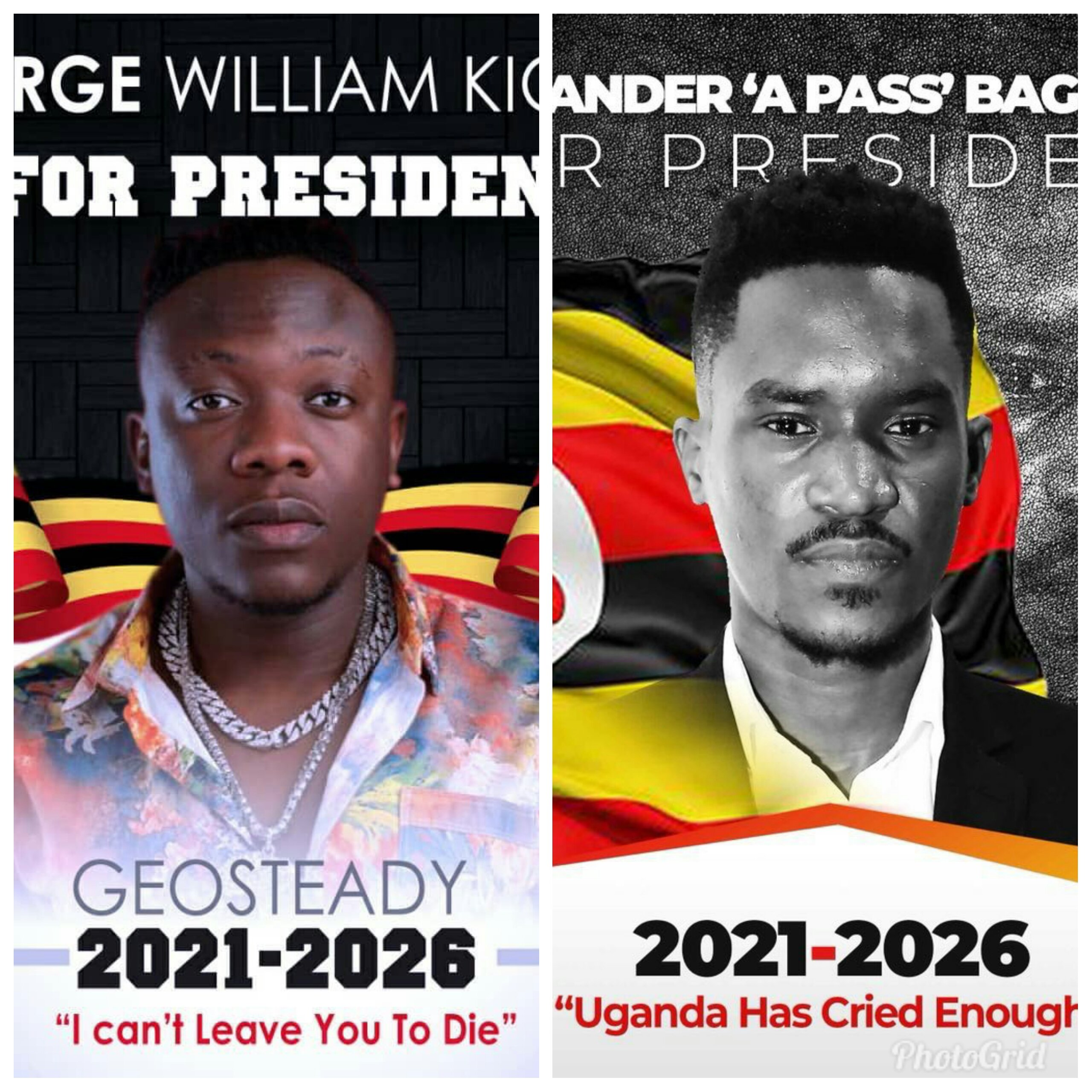 APASS Disses Geosteady's Dress-code on Presidential Poster