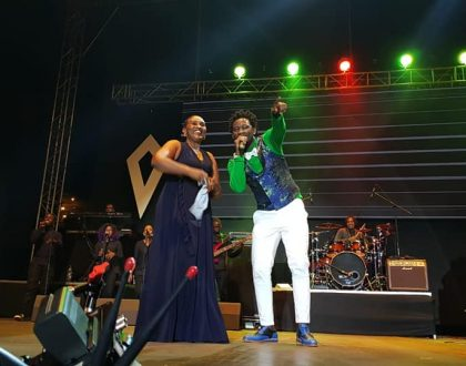 Levixone bags a collaboration with Don moen