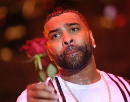""""""" I actually Din't See What They Did,"""" Ginuwine Comments on incident"""