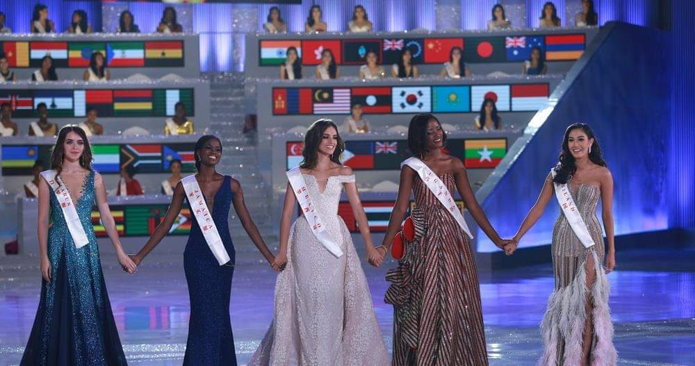 Quiin Abenakyo Crowned Miss world, Africa