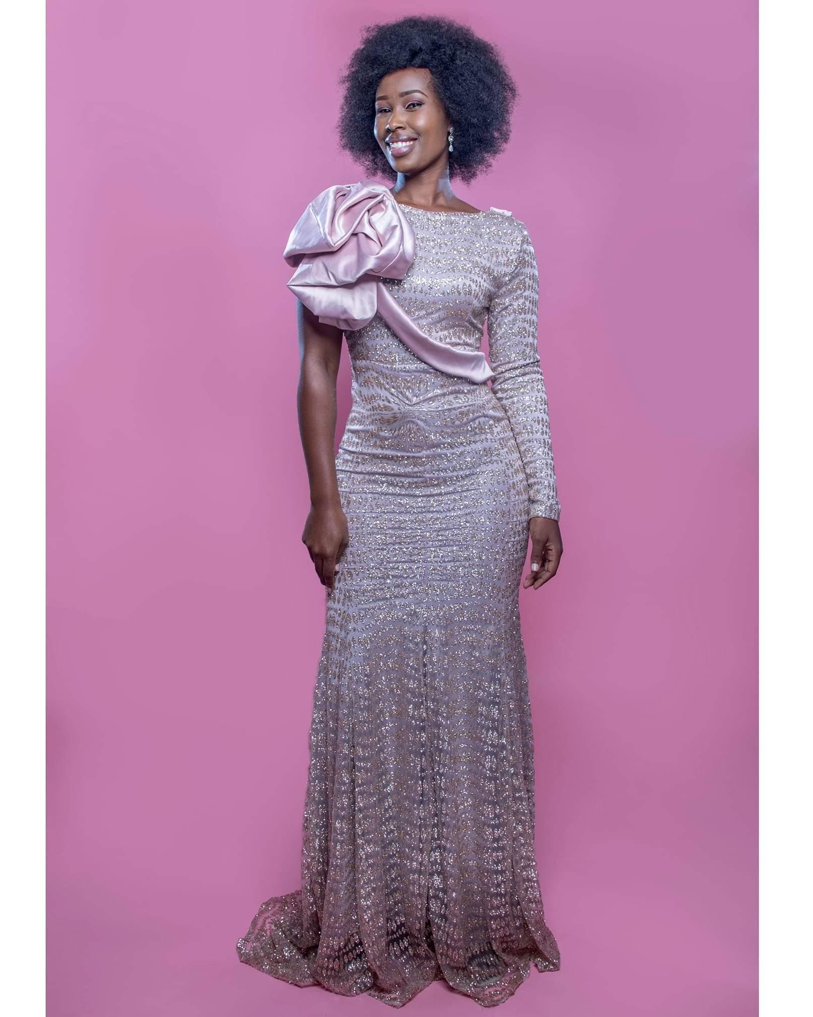 Barbie Kyagulanyi Remembers the Late Chuck at ASFA 2018