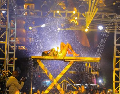 Sheebah Shuts It Down at Omwooyo Concert