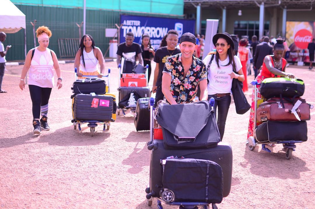 MAC Cosmetics Team Arrive in Uganda Ahead of ASFAS 2018