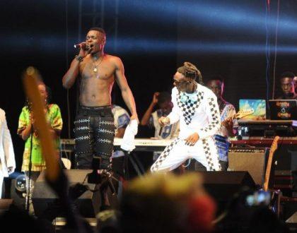 PHOTOS: Chameleone x MTN legendary Saba Saba concert