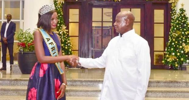 President Museveni shades Quinn Abenkyo's Kiwani