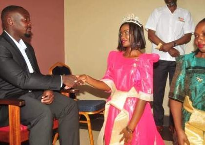 Brenda Nanyonjo squashes rumour of Abenakyo marrying kyabazinga