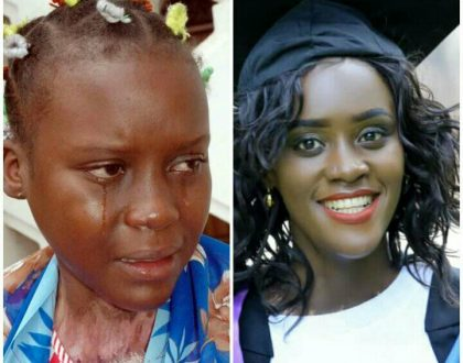 Aisha Nabukeera's Ten Year Challenge will Give You Tears of Joy
