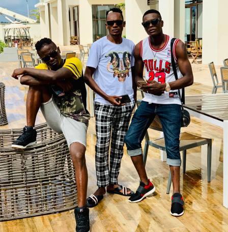 """Hanson Baliruno collaborates with Chameleone on """"Tondeka Ngwawo"""""""