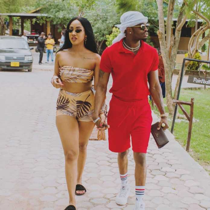 Diamond Platnumz postpones his Valentine's Day wedding to Tanasha