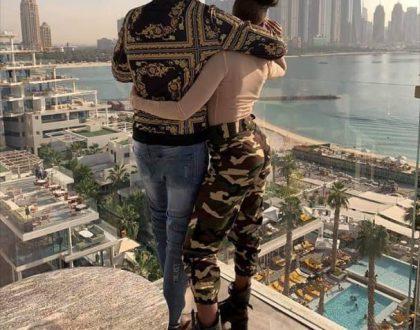 Sheila Gashumba's boyfriend wife and kid revealed