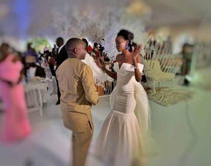 Hellen Lukoma Introduces Lover in Lavishing Kwanjula